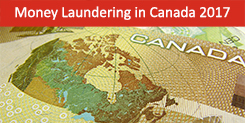 Money Laundering in Canada 2016 Conference