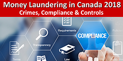 Money Laundering in Canada 2018 Conference